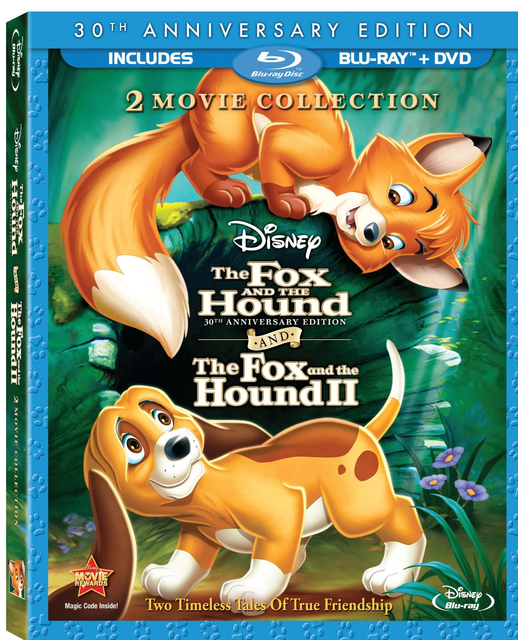 Hound 2 Menu Dvd Fox And