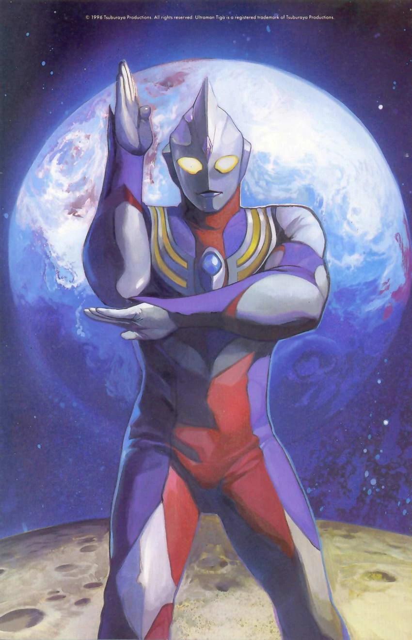 Ultraman Tiga characterTiga Manga  Ultraman Wiki