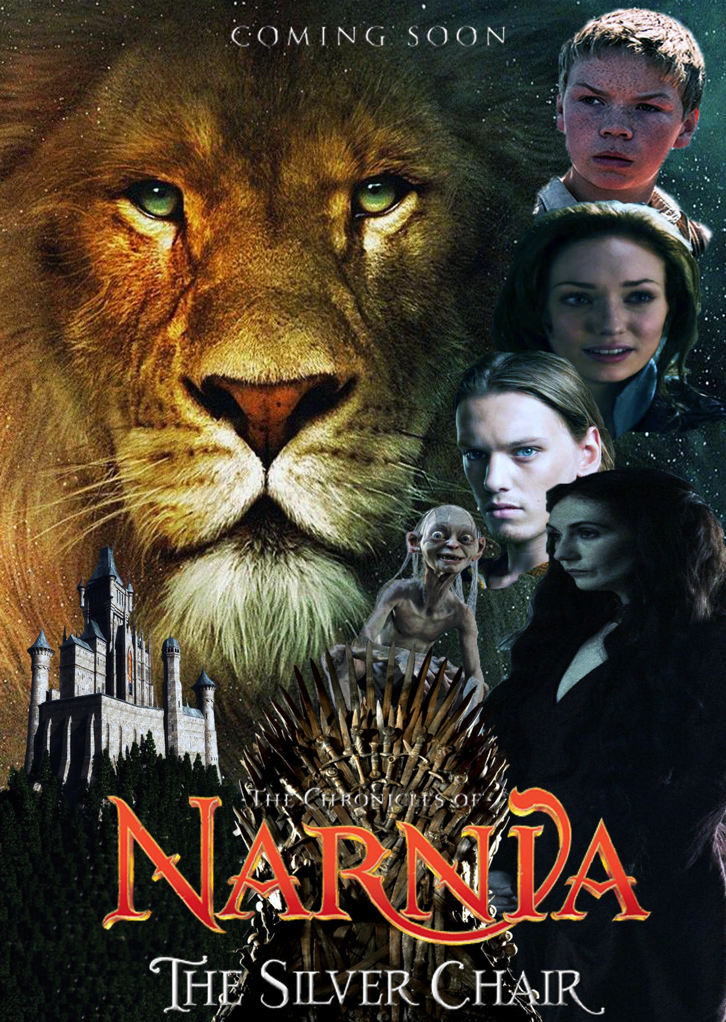 Narnia The Silver Chair The Chronicles Of Narnia The Silver Chair 2013 Film