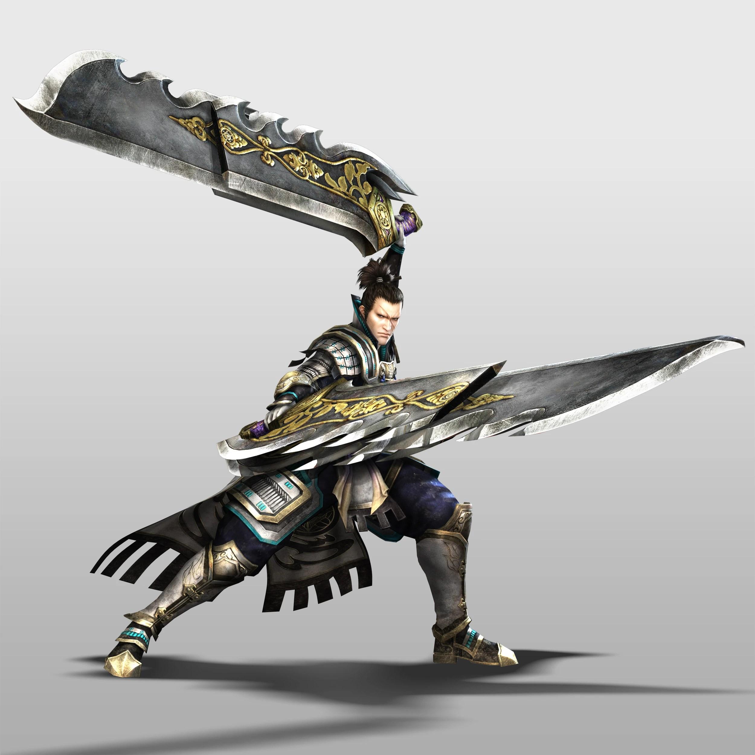 Kagekatsu Uesugi  The Koei Wiki  Dynasty Warriors