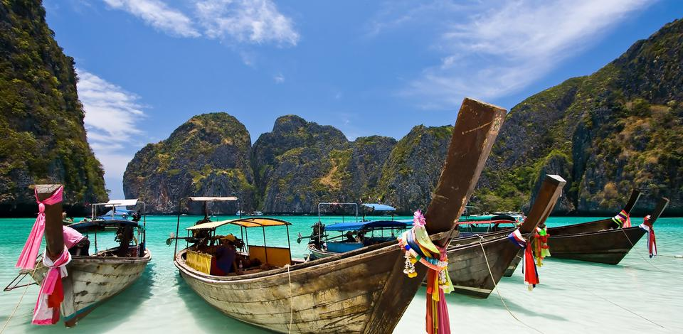 Charter Area Thailand Sailing In The Tropical Islands Of The Andaman Sea