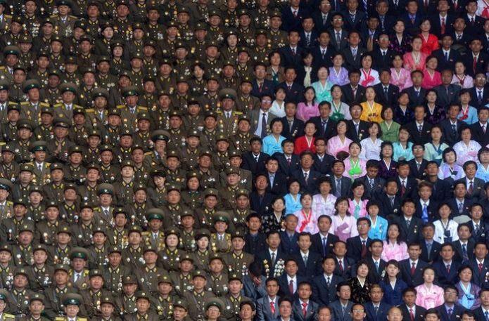 Lễkỷ niệm 100 năm ngày sinh của nhà sáng lập Triều Tiên Kim Il-sung.
