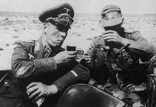 Rommel, en África