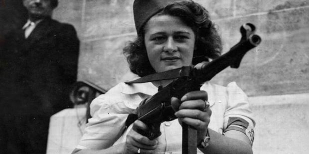 The forgotten women warriors who changed the history of World War II