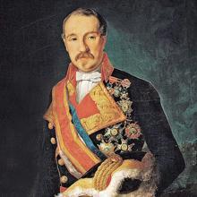 Leopoldo O'Donnell's portrait