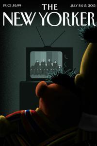 Número de la revista «The New Yorker» protagonizado por Epi y Blas