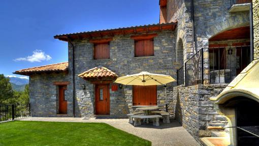 Imagen de la casa La Encina de Casas Rurales Ordesa