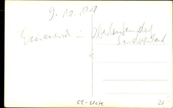 Photo Postcard Litvínov Oberleutensdorf Reg. Aussig
