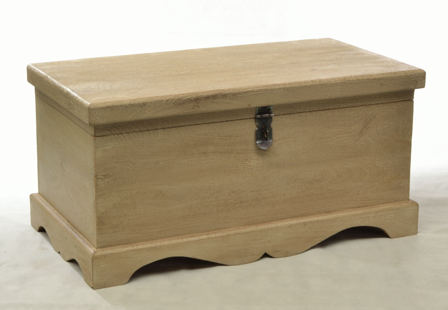 Buy A Wooden Storage Chest Or Toy Box With Distressed Finish