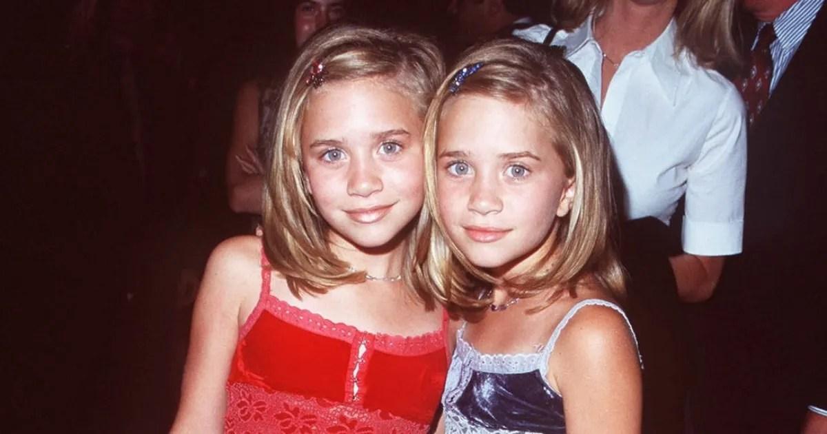0394ae1d2e9d2 25 Photos Of The Olsen Twins Growing Up   Best Ten News