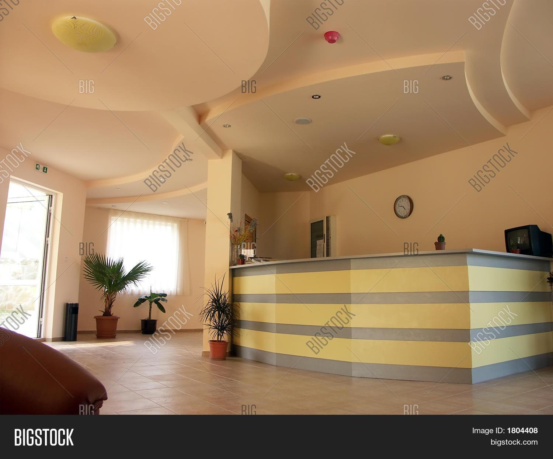Hotel Reception Desk Image & Photo (Free Trial) | Bigstock