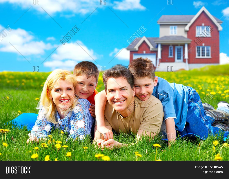 happy family image photo