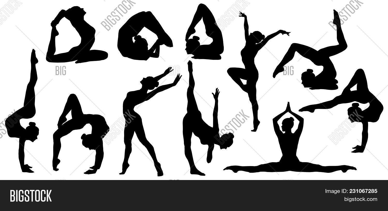 Gymnastics Poses Image Amp Photo Free Trial