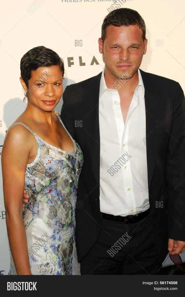 Justin Chambers Wife & Free Trial Bigstock
