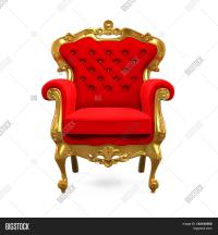 King Throne Chair Image & Photo (Free Trial) | Bigstock