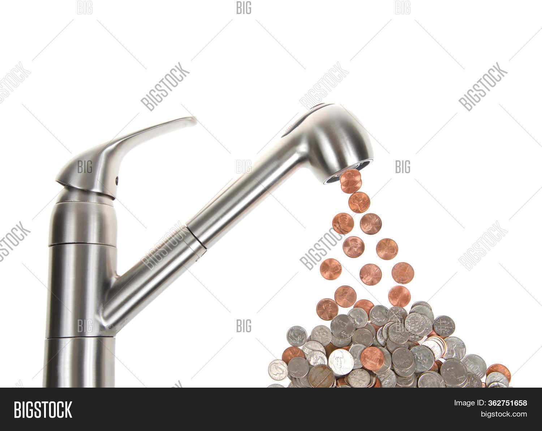 kitchen sink faucet image photo free