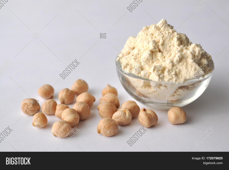 Chickpea Flour Image & Photo (Free Trial)   Bigstock