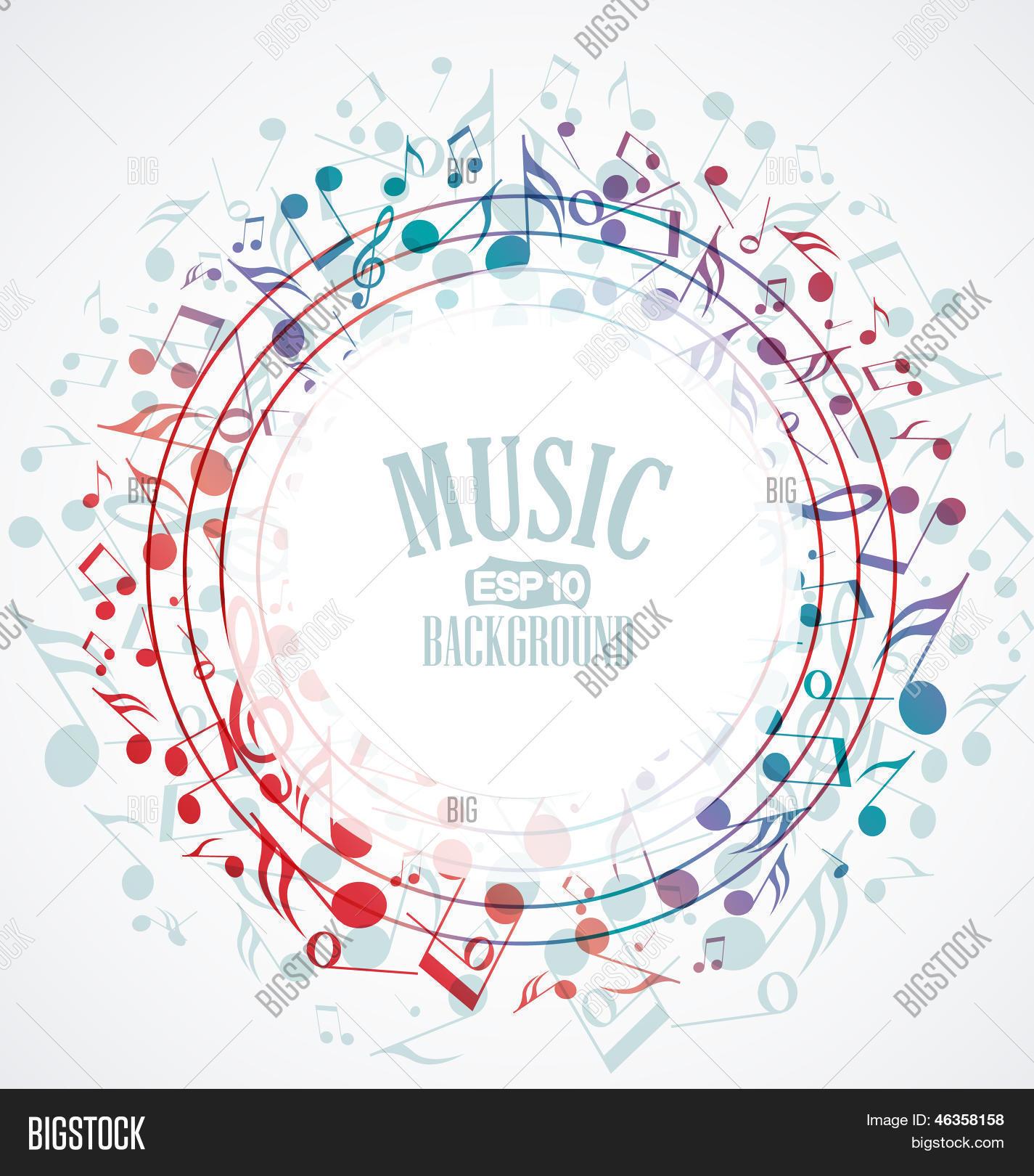 Muziek vector en foto gratis proefversie  Bigstock