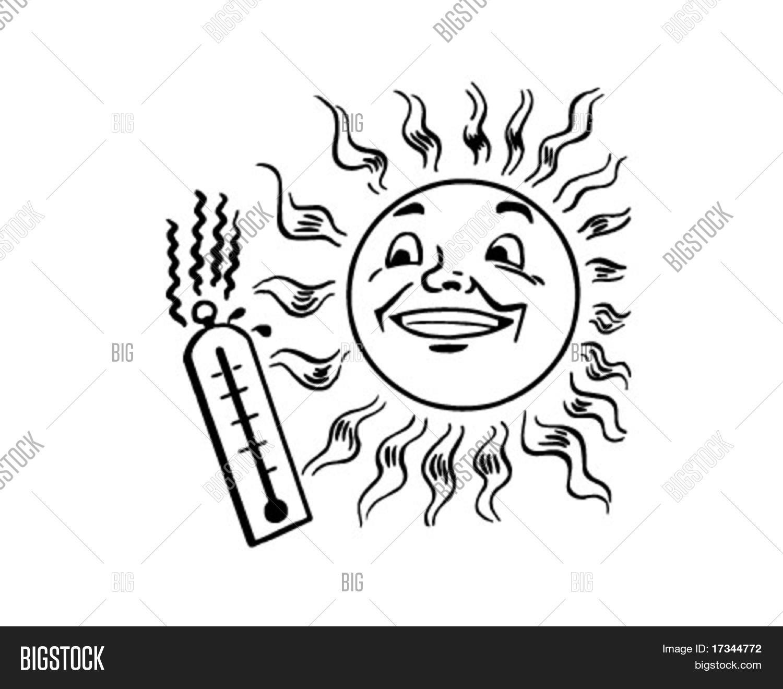 Sun Thermometer