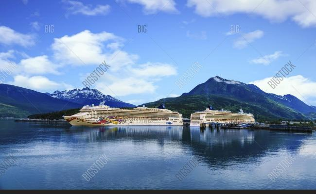 Skagway Alaska June Image Photo Free Trial Bigstock