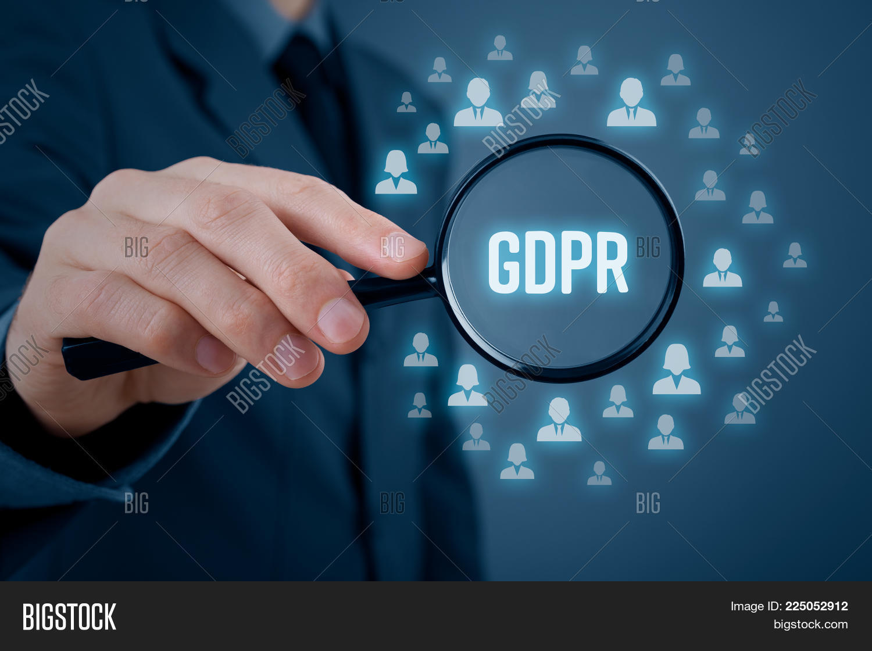 GDPR (general Data Image & Photo (Free Trial) | Bigstock