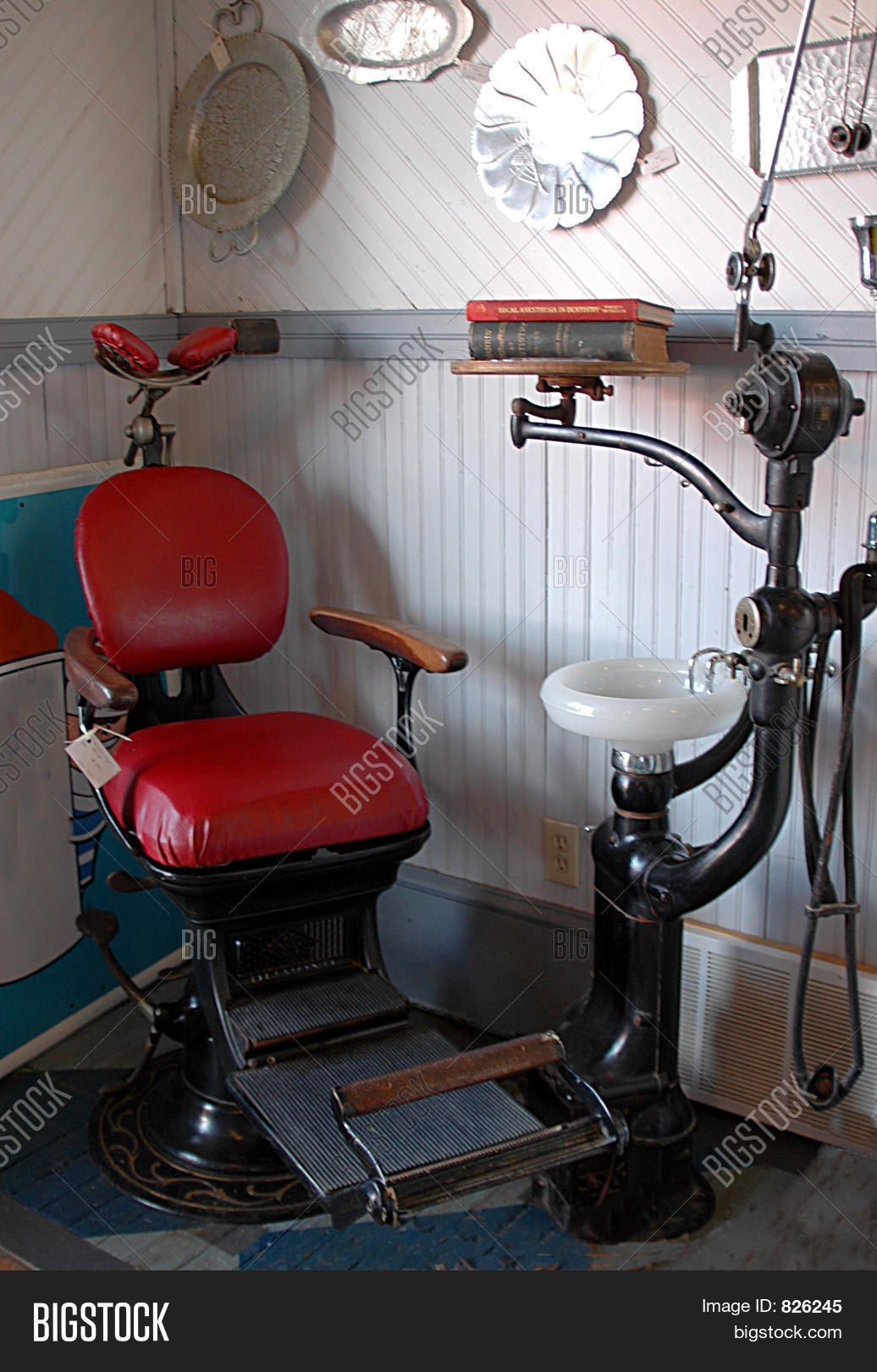 antique dentist chairs jysk patio chair covers dental image and photo bigstock