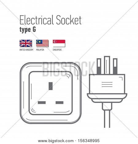 Ac Power Plugs And Sockets AC Power Cord Wiring Diagram