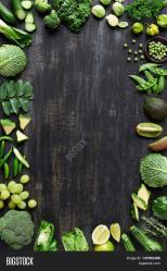 poster rustic vegetables