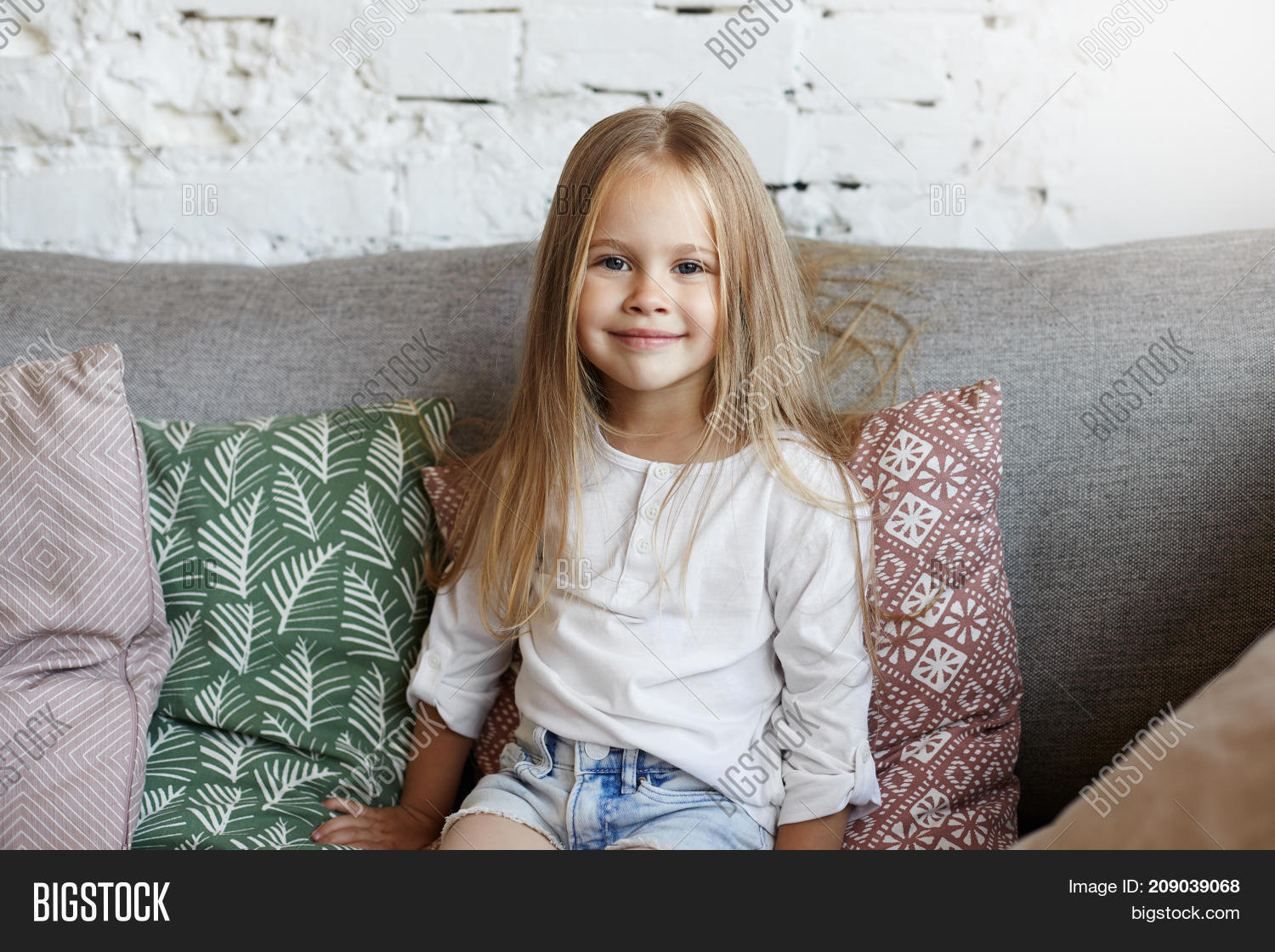 Adorable 5 Year Old Image Amp Photo Free Trial