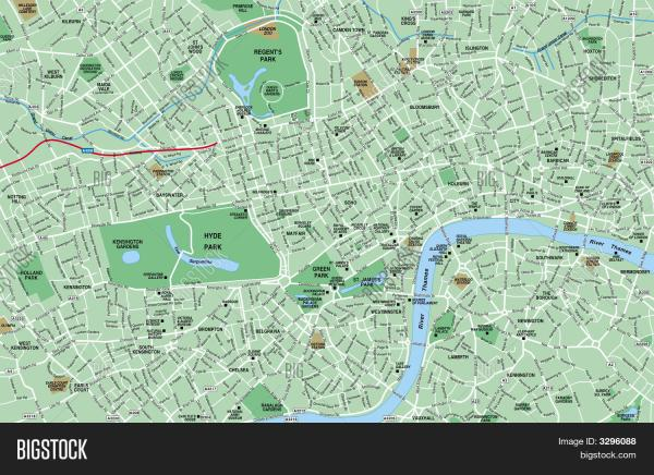 Map Of Downtown London England.Downtown London Uk Map Year Of Clean Water