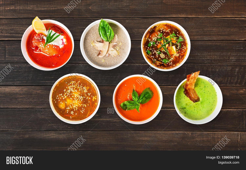 Variety Restaurant Hot Image & Photo (Free Trial) | Bigstock