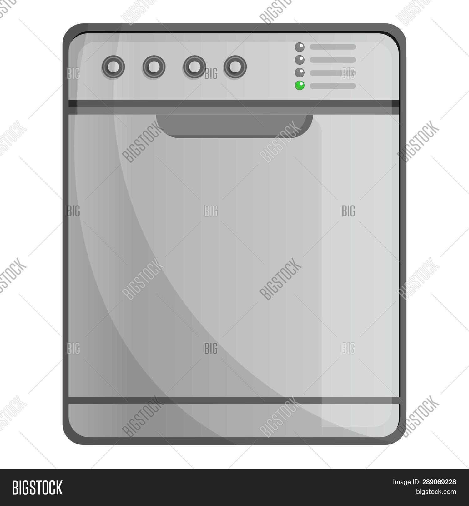 closed dishwasher icon image