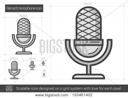 Microphone App Icon, Microphone, Free Engine Image For