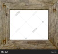 Wooden Frame Image & Photo