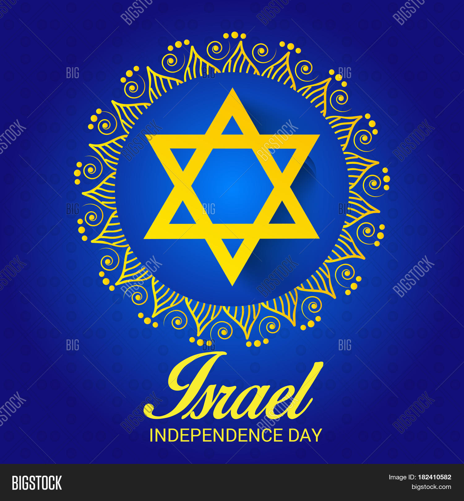 Israel Independence Day 19 April 81 Image Amp Photo