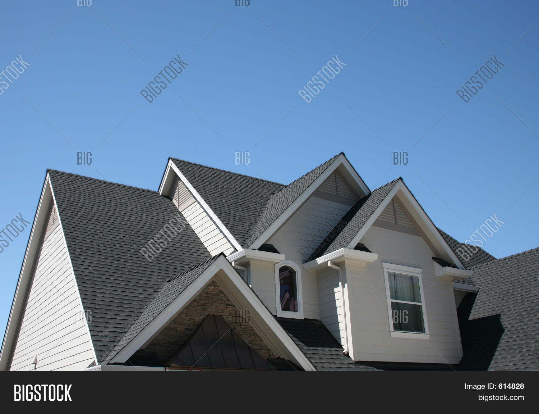 Multiple Roof Lines Image & Photo | Bigstock