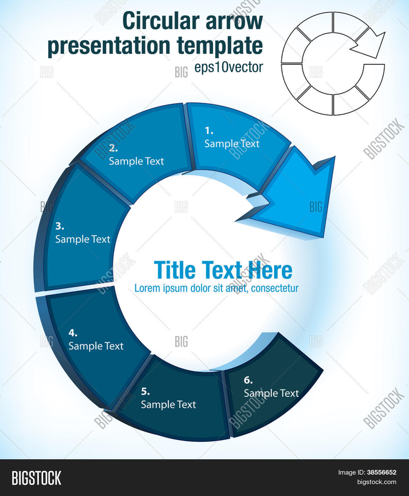3 arrow circle diagram minn kota wiring trolling motor modele presentation organigramme document online