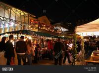 Covent Garden Night Market, London Image & Photo   Bigstock