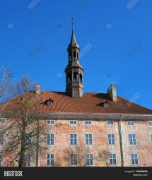 Narva. Estonia. Town Hall & Bigstock