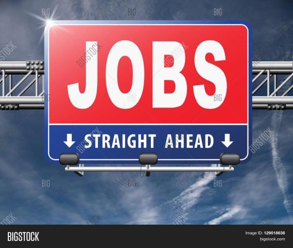 Job Vacancy Jobs Online & Bigstock
