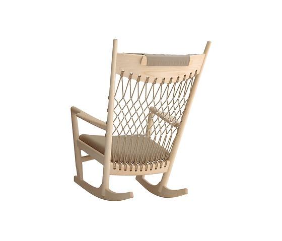 hans wegner rocking chair rocker j pp 124