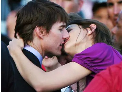 How Scientologists Lured Katie Holmes To Marry Tom Cruise