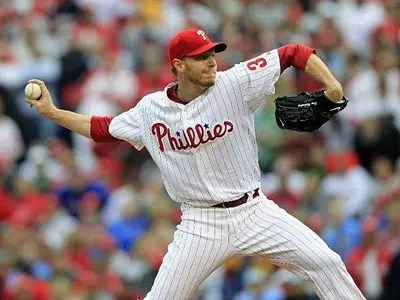 #4 Roy Halladay, Philadelphia Phillies
