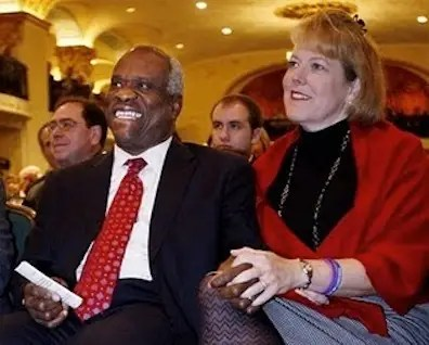 Tucker Carlson Hires Clarence Thomas' Wife - Business Insider