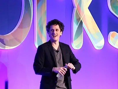 Aaron Levie is the funniest man in tech on Twitter
