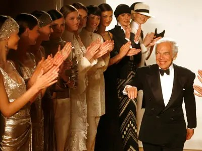 Ralph Lauren, fashion designer
