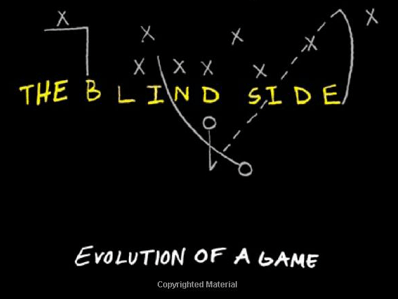 """In 2006, Lewis finished his next sensation, """"The Blind Side."""""""