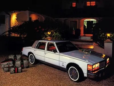 Cadillac Seville by Gucci (1979)