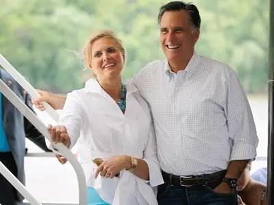 Mitt Ann Romney