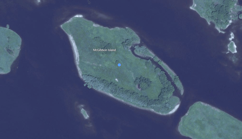 1. McGibbon Island